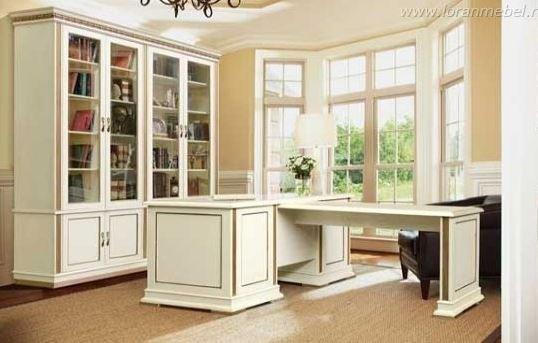 Как выбрать мебель в кабинет руководителя?