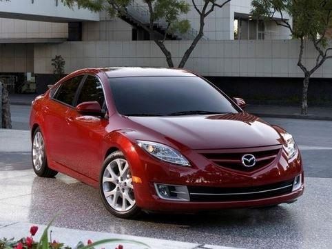 Тест-драйв Mazda 6.