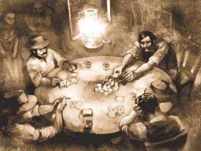 """История вида покера """"Техасского холдем""""."""