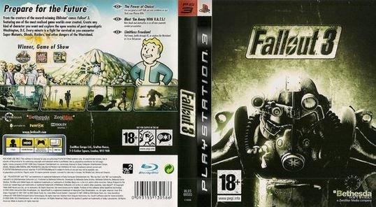Обзор PC-версии игры Fallout 3.