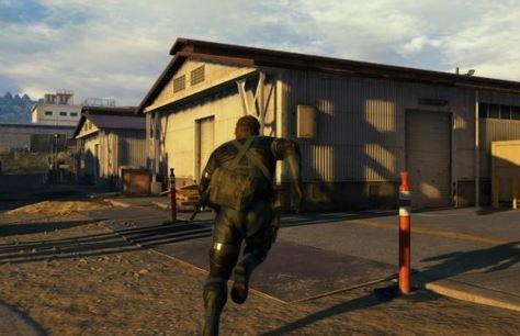 Обзор игры Metal Gear Solid V: Ground Zeroes.