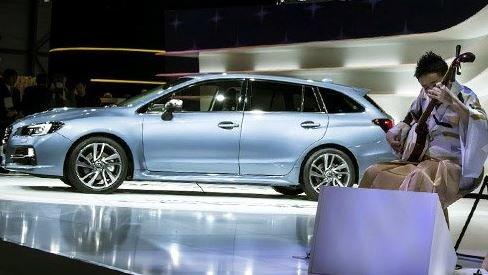Обзор автомобиля Subaru Levorg 2015-2016 модельного года.