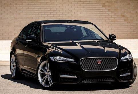 Обзор автомобиля Jaguar XF 2016-2017 модельного года.