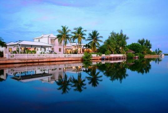 Райский уголок – Каймановы острова.