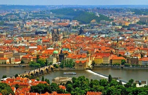 10 известнейших достопримечательностей Праги.