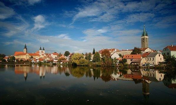 Чехия: наследие - замки средневековья.