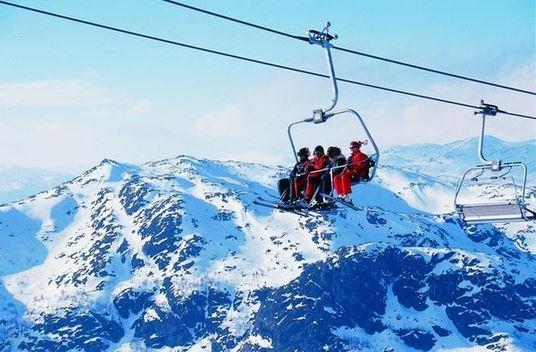 Лучшие горнолыжные курорты Европы по оценке туристов