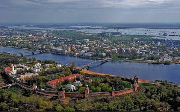 Новгород. Десять веков великого города.