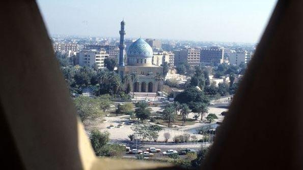 Ирак - описание, географическая карта.