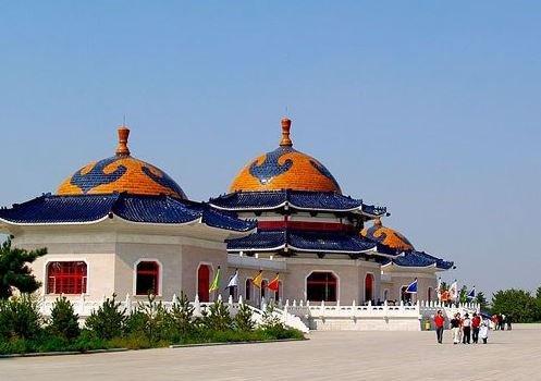 Архитектура Монголии XVI — начала XX века.