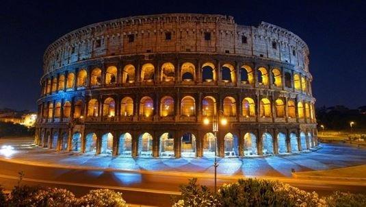 Достопримечательности Рима.