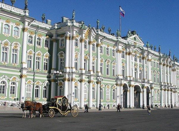Государственный Эрмитаж Санкт-Петербурга