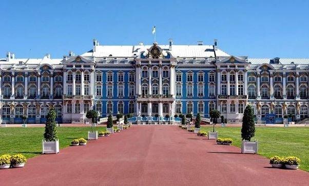 Памятные места Санкт-Петербурга