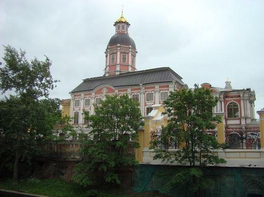 Государственный музей городской скульптуры Санкт-Петербурга