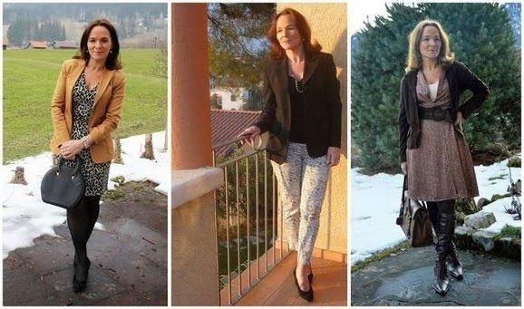 Модные советы женщинам после пятидесяти. Что стоит носить, а что нет.