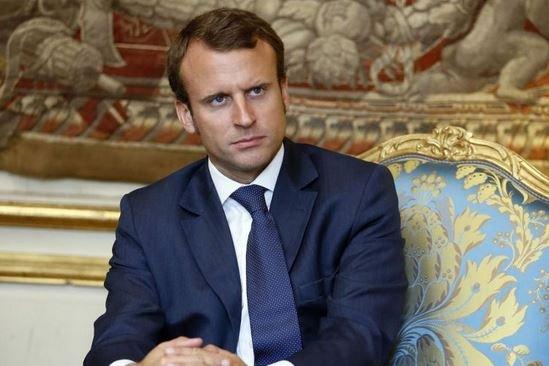 Выборы во Франции: Макрон