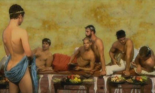 В древности мальчики проститутки
