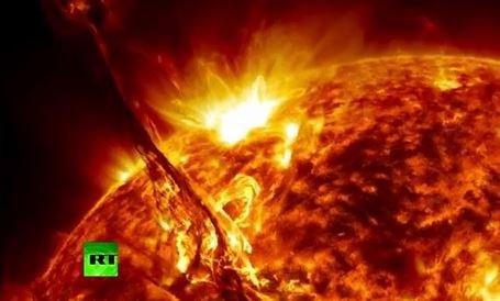 NASA опубликовало лучшие кадры