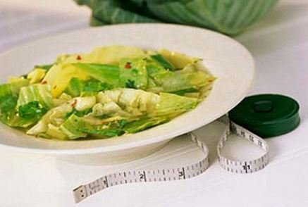 Суповая диета для похудения.