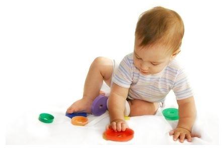 Как развивается ребенок до года?