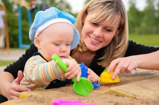 Развитие ребенка на втором году жизни.