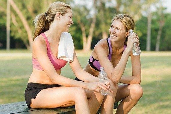 Какой вид спорта выбрать женщине?