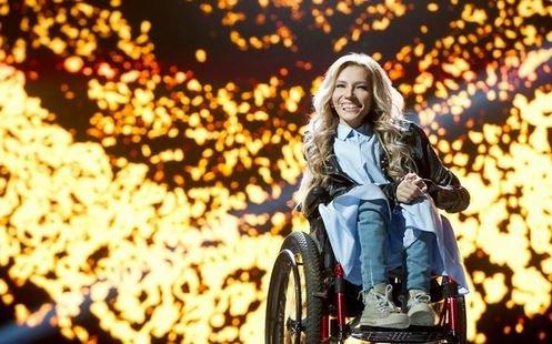 Юлия Самойлова Россия Евровидение-2017