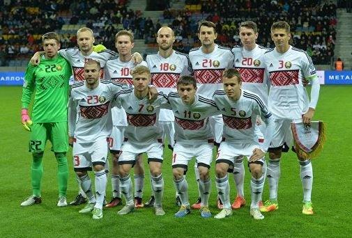 Игорь Криушенко сборная Беларуси по футболу