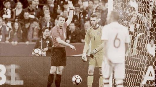 Система VAR (Video Assistant Referee)