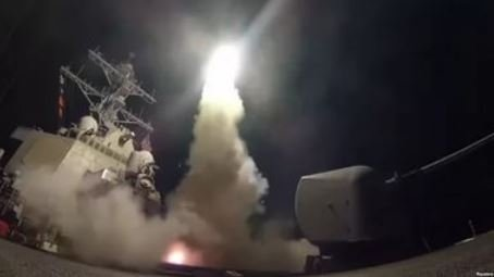 Почему Трамп решил атаковать авиабазу Шейрат в Сирии?