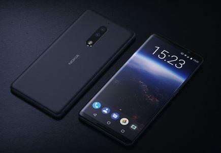 Как выглядит смартфон Nokia9?
