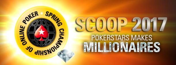 Крупнейшая покерная серия SCOOP 2017