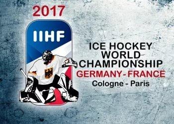 Четвертьфиналы ЧМ по хоккею 2017 в Париже и Кельне пройдут 18 мая.