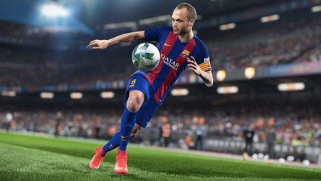 Pro Evolution Soccer 2018 выйдет уже в 2017 году