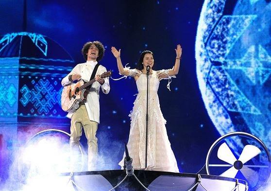 А что белорусские артисты думают о прошедшем конкурсе «Евровидение - 2017»?