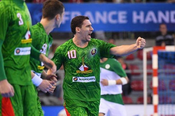 Сборная Беларуси по гандболу обыграла румынскую команду.