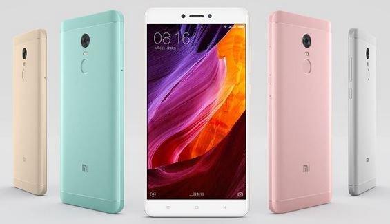 Внешний вид смартфона Xiaomi Redmi 4X 32 gb