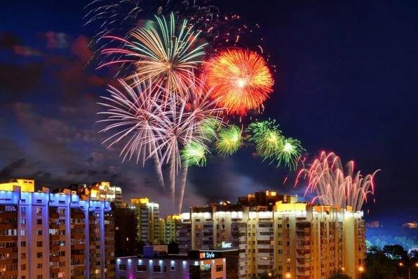 План праздничных мероприятий ко Дню независимости Республики Беларусь 3 июля в Минске.