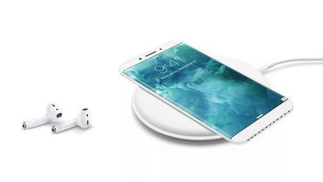 IPhone 8 получит беспроводную зарядку вместе с iOS 11.1?