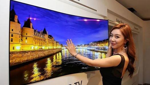 В 2020 году компания LG начнет выпуск эластичных OLED-экранов.