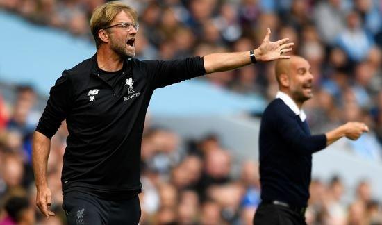 «Манчестер Сити» разгромил «Ливерпуль» в Чемпионате Англии.