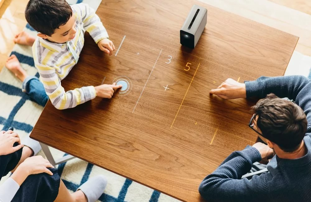 Sony Xperia Touch игры