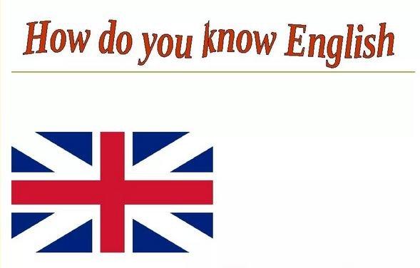 Узнайте свой уровень владения английским языком