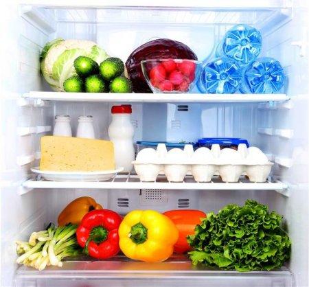 Больше молока, меньше мяса: Белстат изучил содержимое наших холодильников