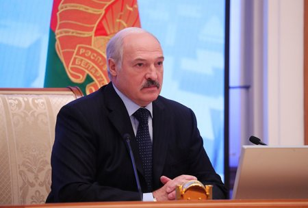Лукашенко поздравил Президента Австрии с Днем Республики