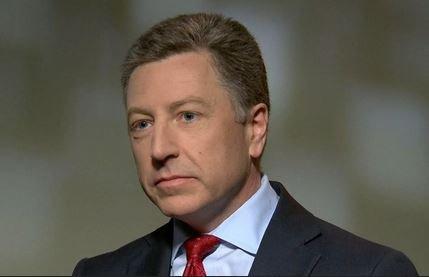 Курт Волкер спецпредставитель США по Украине