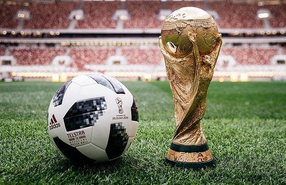 telstar 18 adidas мяч чм 2018 россия