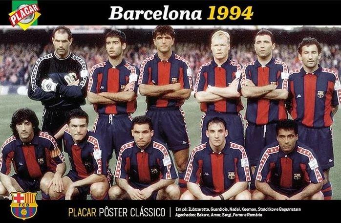 dream team barcelona