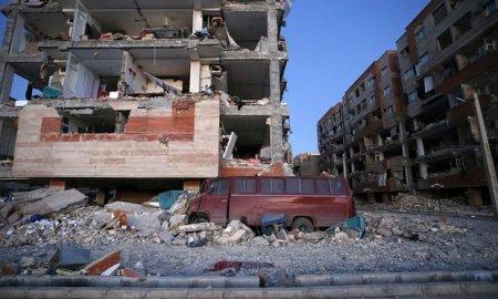 На границе Ирана и Ирака произошло сильное землетрясение. Видео