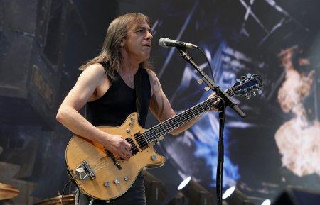 Умер основатель группы AC/DC Малькольм Янг